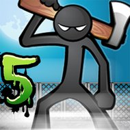 anger-of-stick-5-zombie-mod-unlimited-money