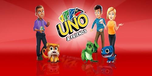 UNO-&-Friends